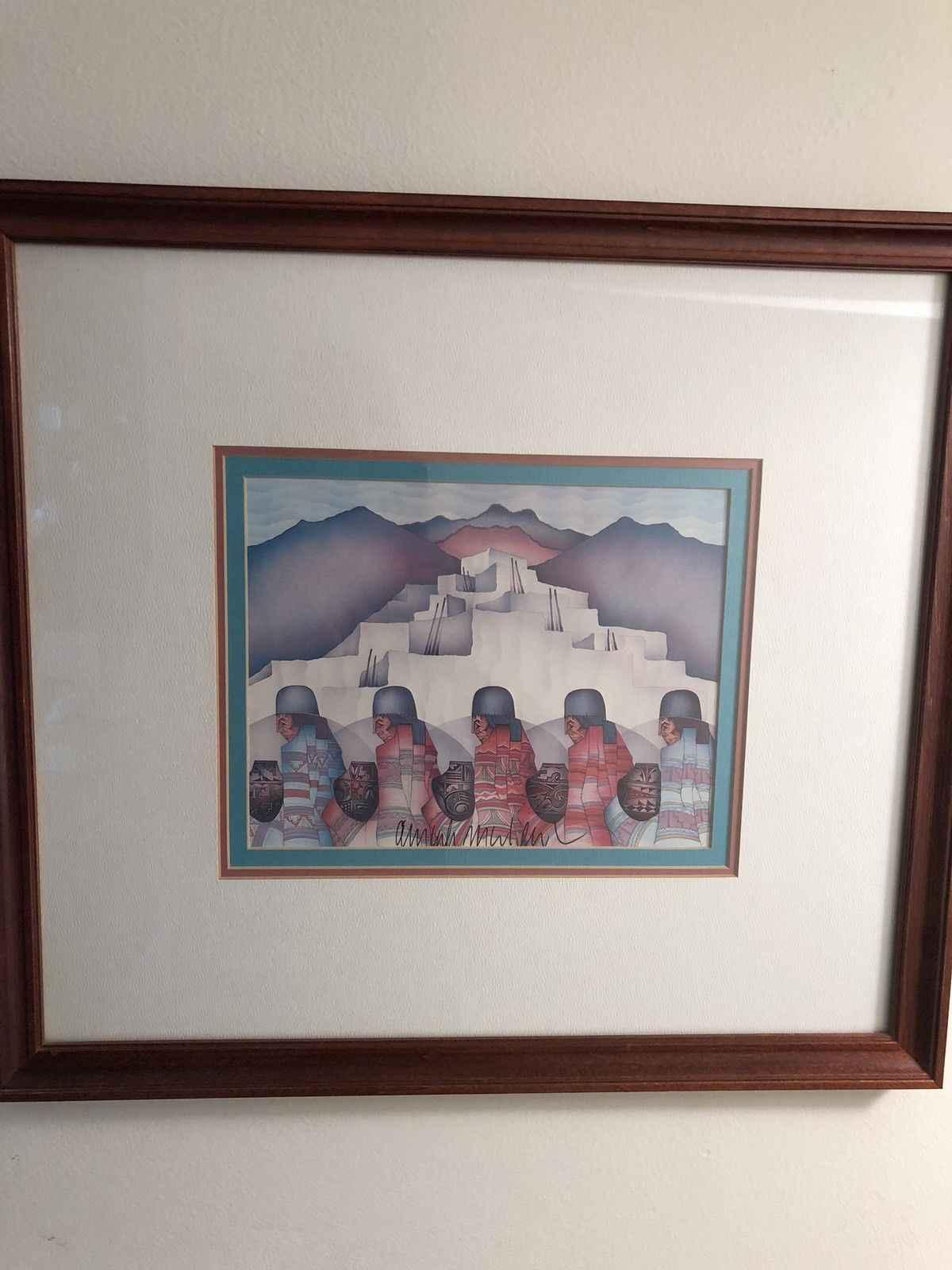 Las Moradas by  Amado Pena - Masterpiece Online