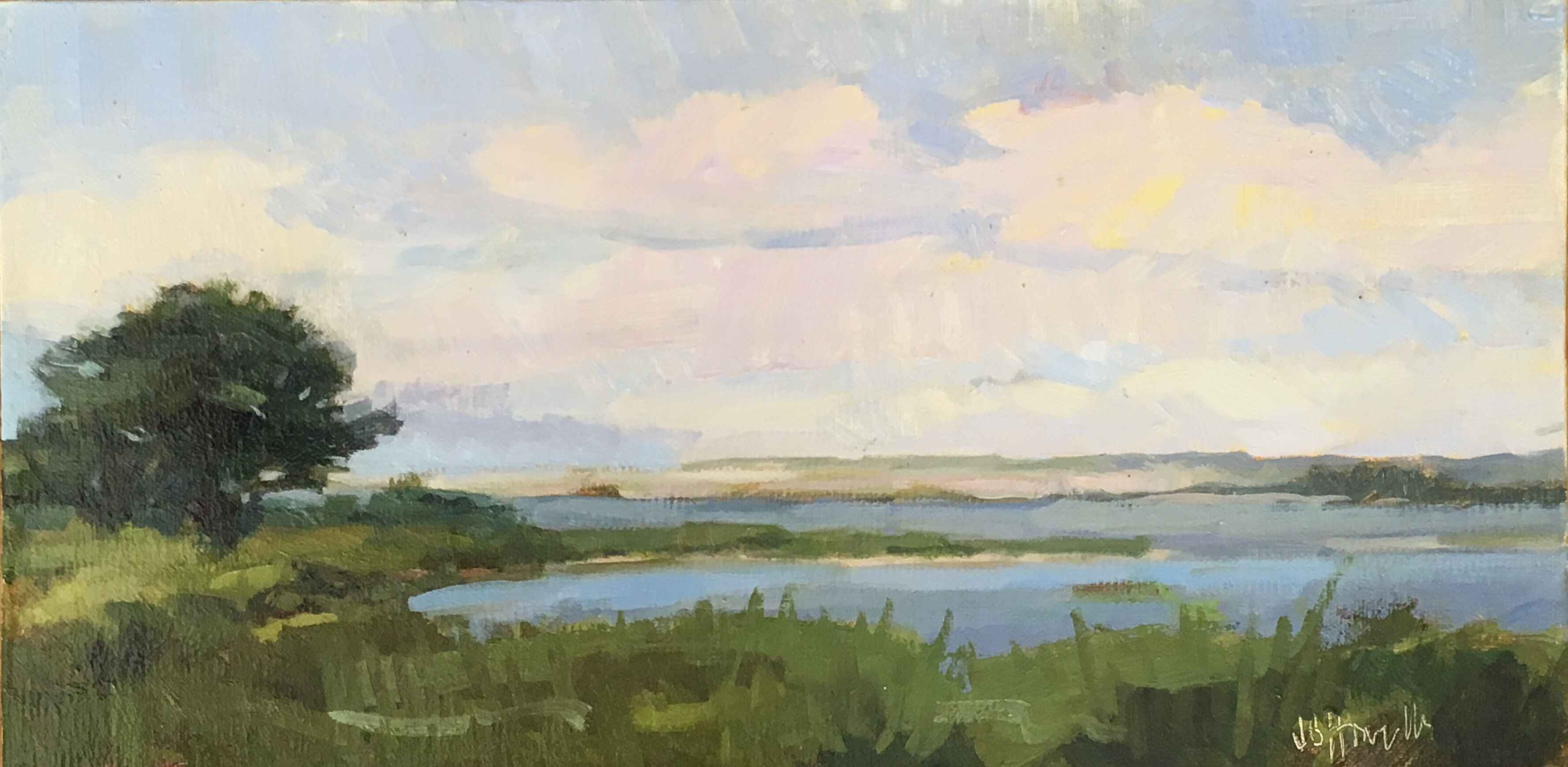 Long Point, August Mo... by  Judith Howells - Masterpiece Online