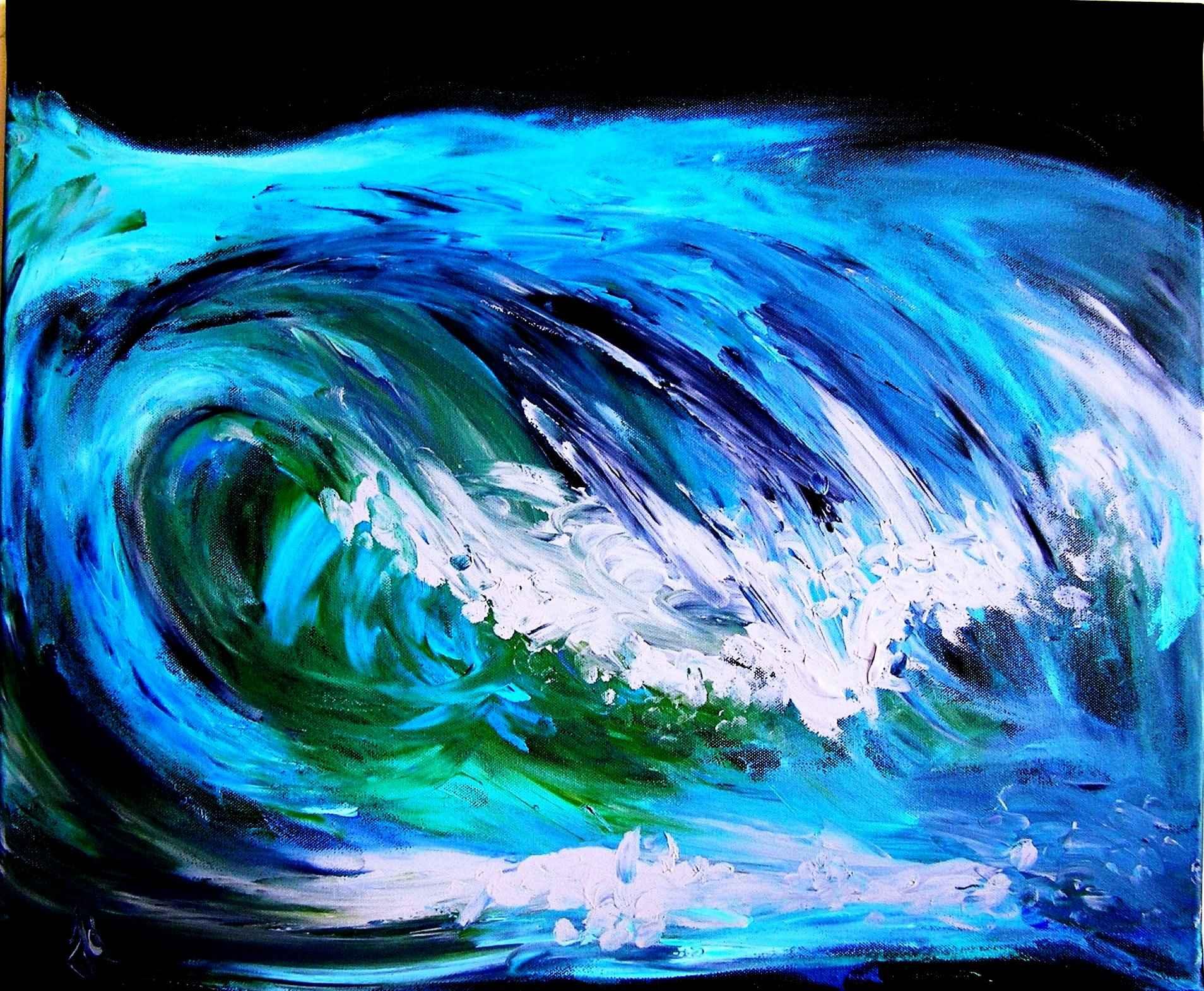 Waves III by Mme Ioana JITARU - Masterpiece Online