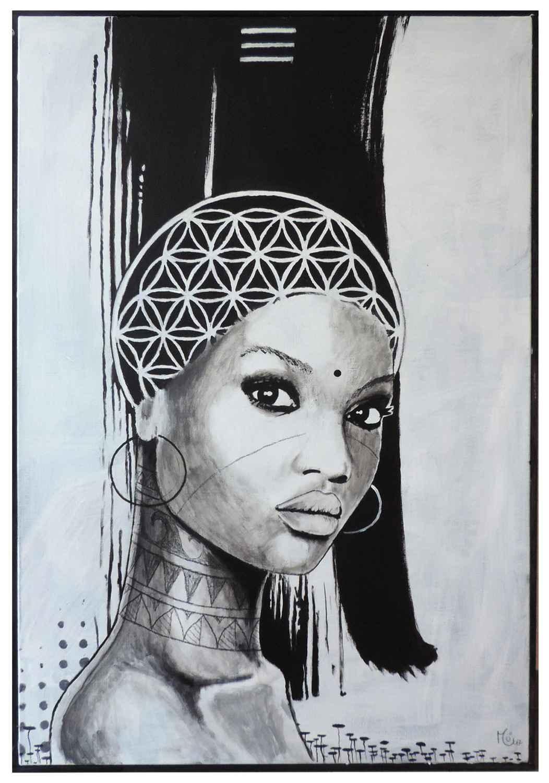 Ethno Geometrie 1 by   MÖ - Masterpiece Online
