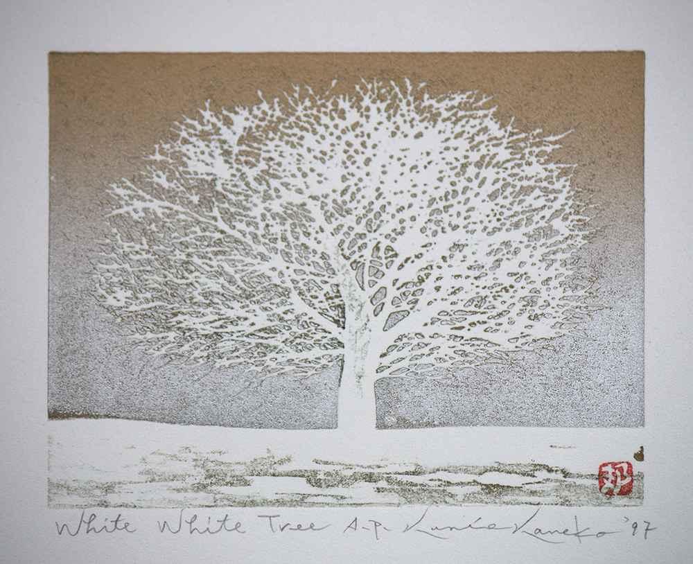 White White Tree by  Kunio Kaneko - Masterpiece Online