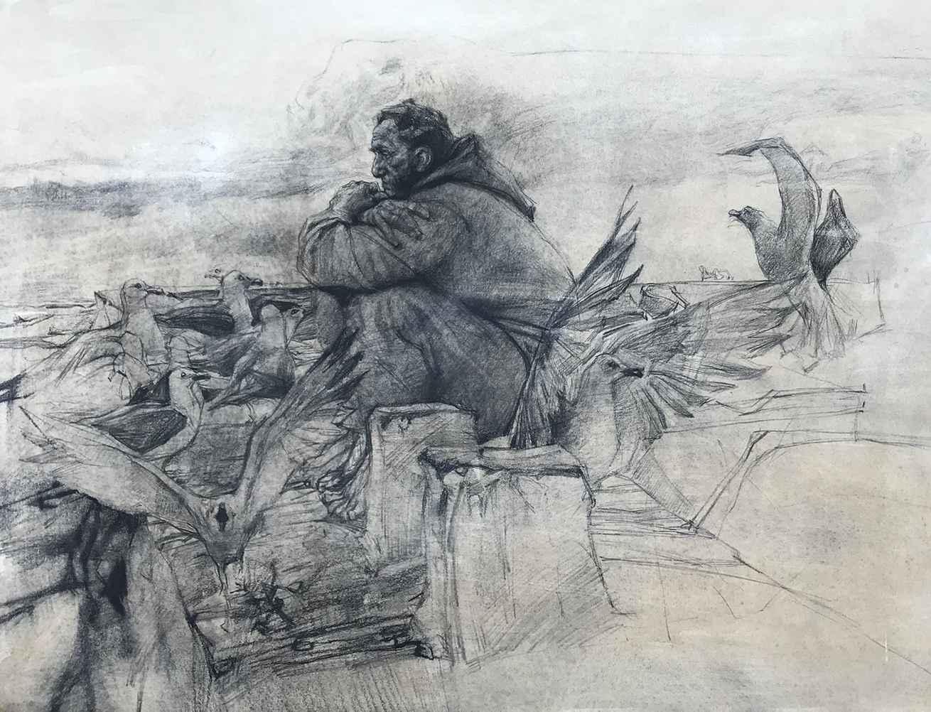 Seaman by  Daud Akhriev - Masterpiece Online