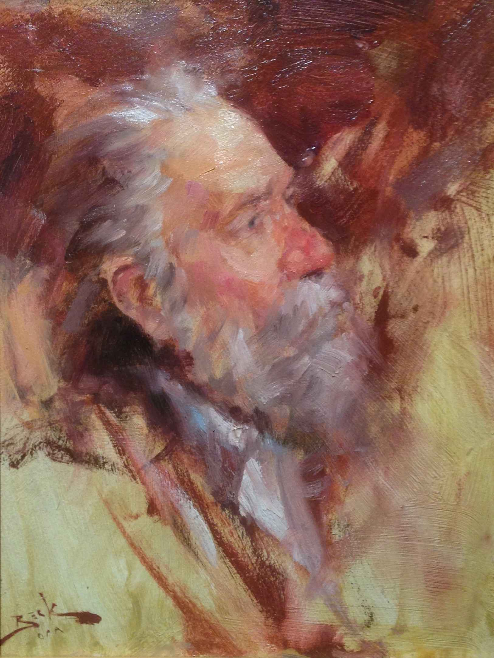 Steadfast by  Dan Beck - Masterpiece Online