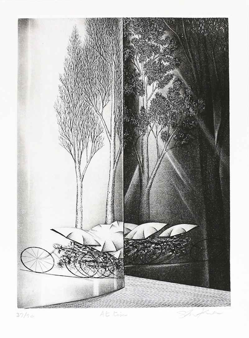 At Time by  Shigeki Kuroda - Masterpiece Online