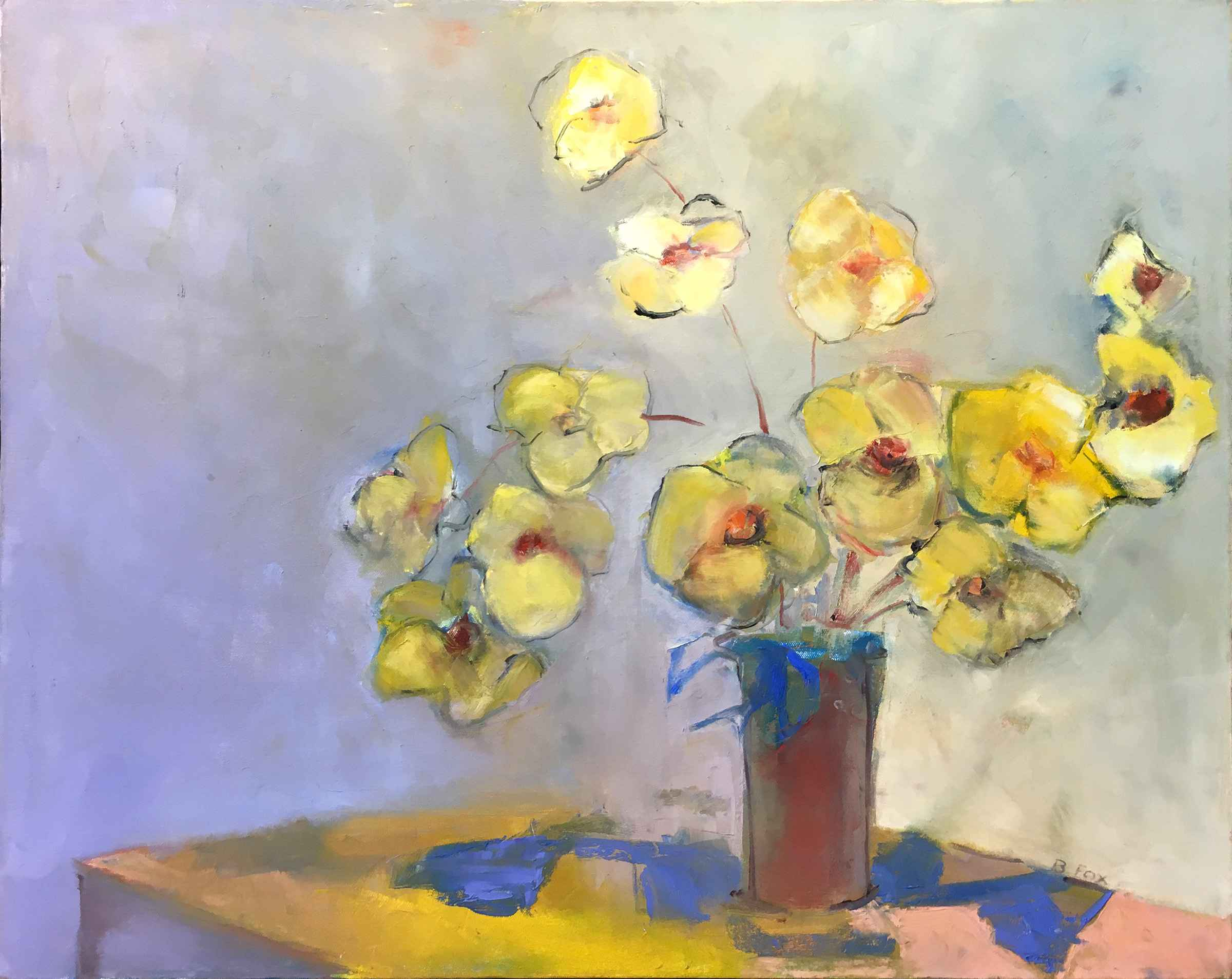 Perpetual Spring by  Brenda Fox - Masterpiece Online
