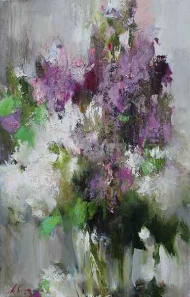 Lilac by  Nikolai  Blokhin  - Masterpiece Online