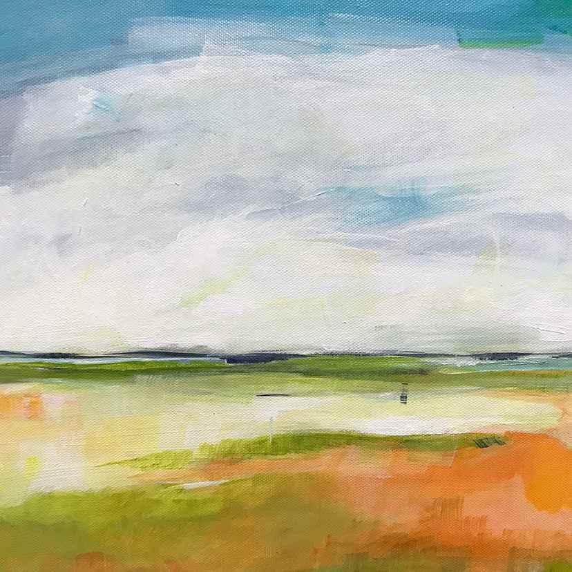 Small Treasure  by  Joyce Grasso
