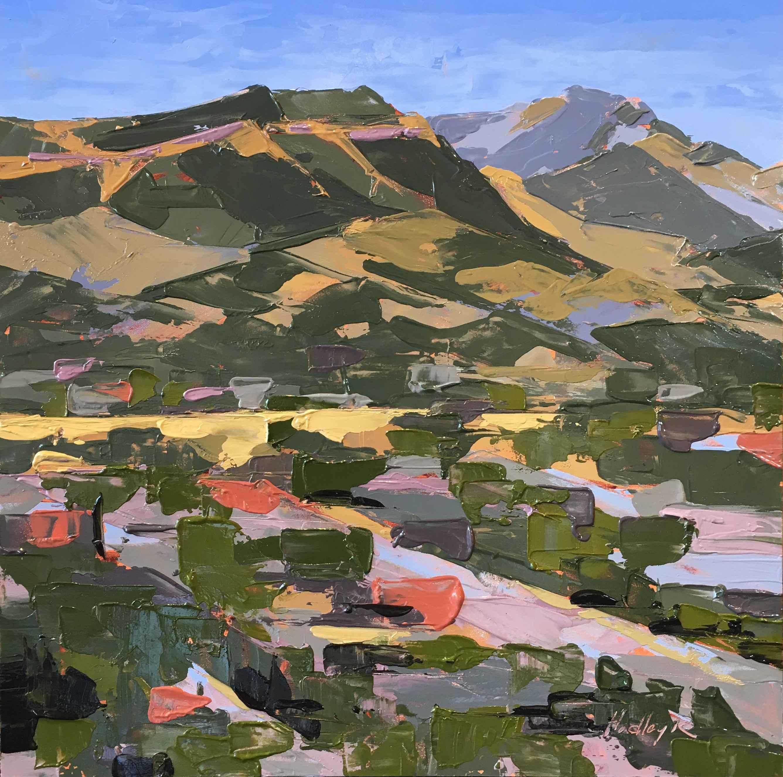 Plein Air Painting wi... by  Hadley Rampton - Masterpiece Online