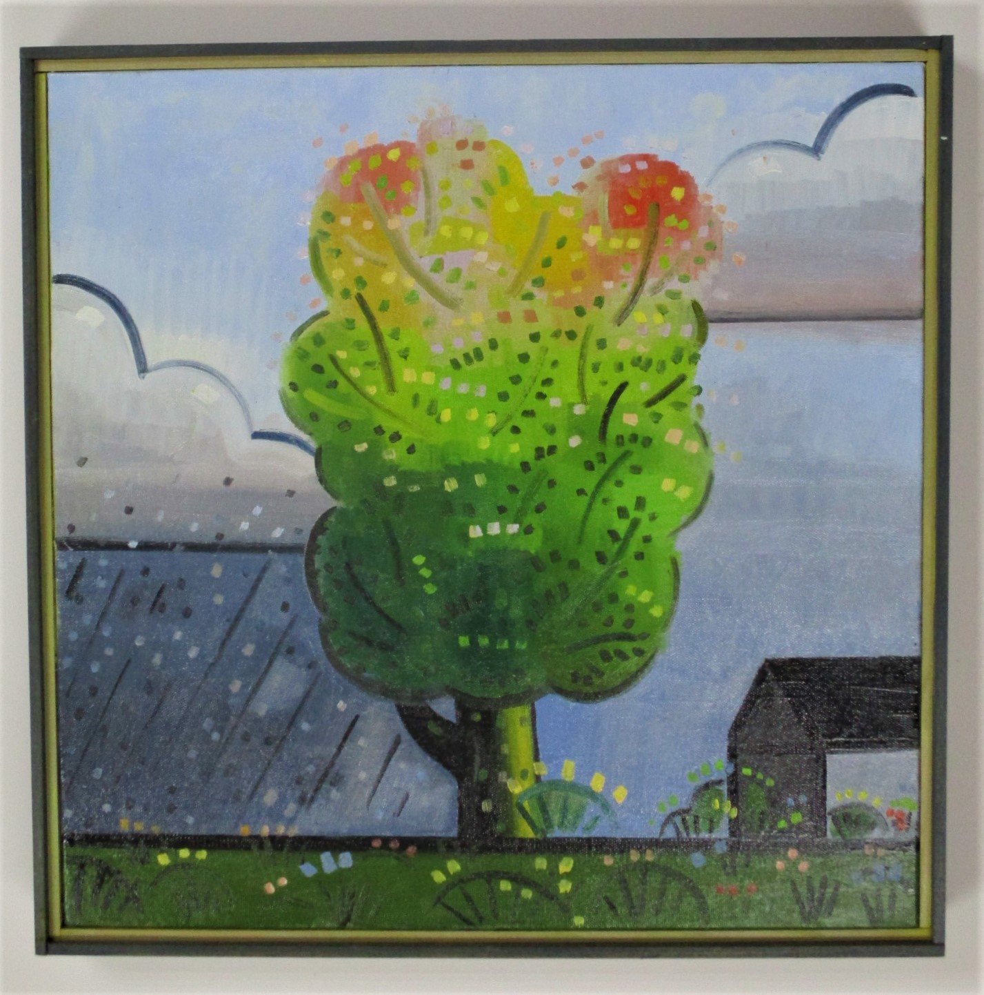Spring Tree by  Richard Thompson - Masterpiece Online