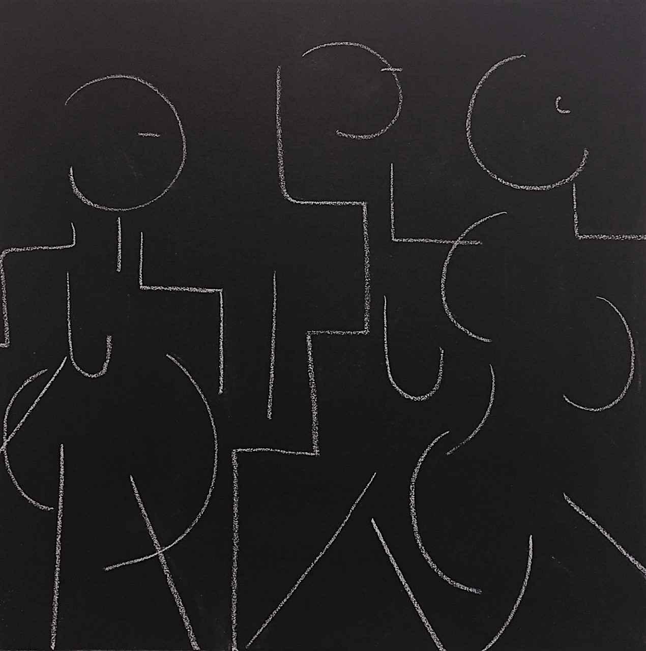Women as Heiroglyphic... by  Steve Lyons - Masterpiece Online