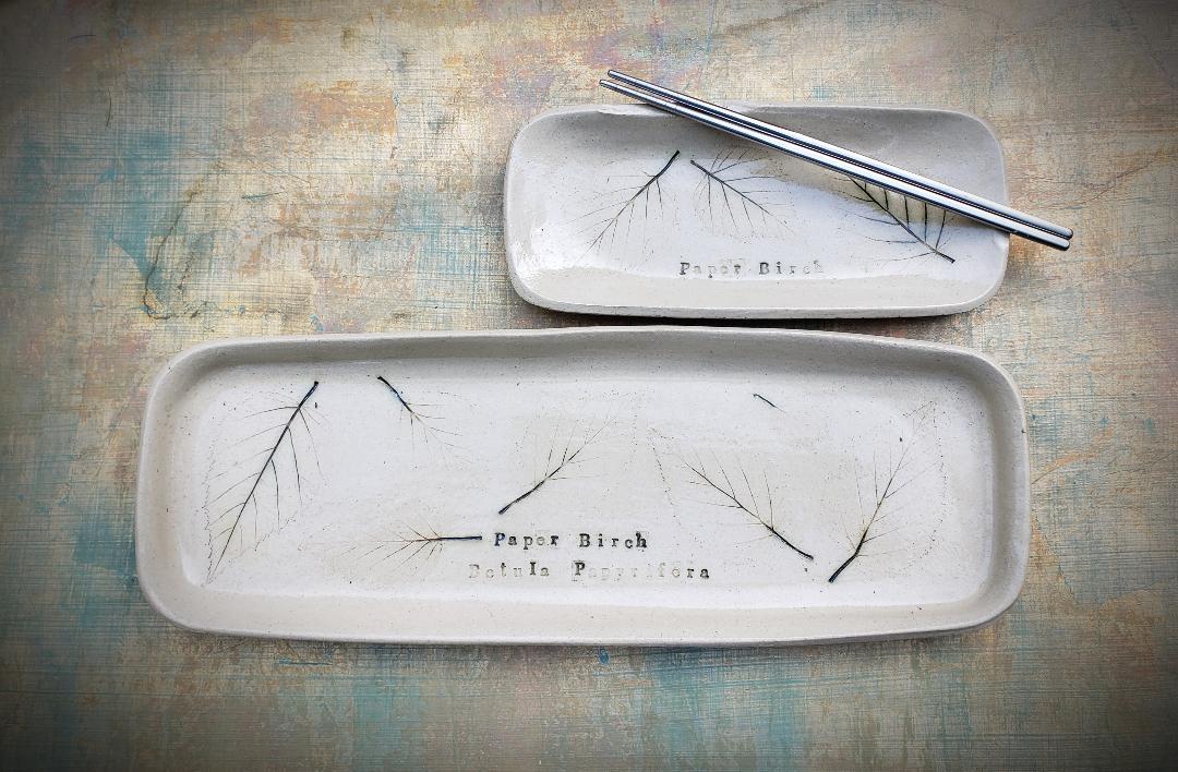 Sushi Set, Paper Birch