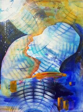 Renewing The Mind by  Sherridean Skeete - Masterpiece Online