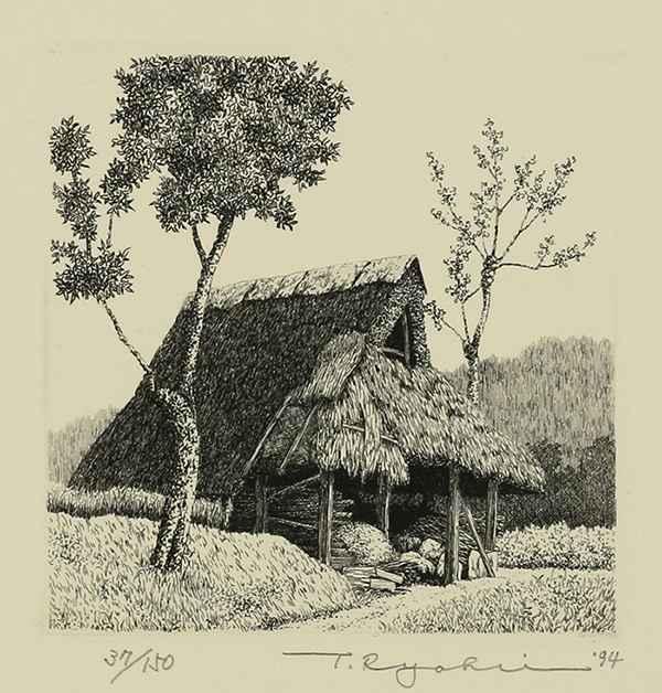 Field's Hut by  Ryohei Tanaka - Masterpiece Online