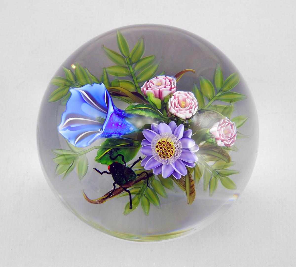 Paperweight/Bouquet w... by  Ken Rosenfeld - Masterpiece Online