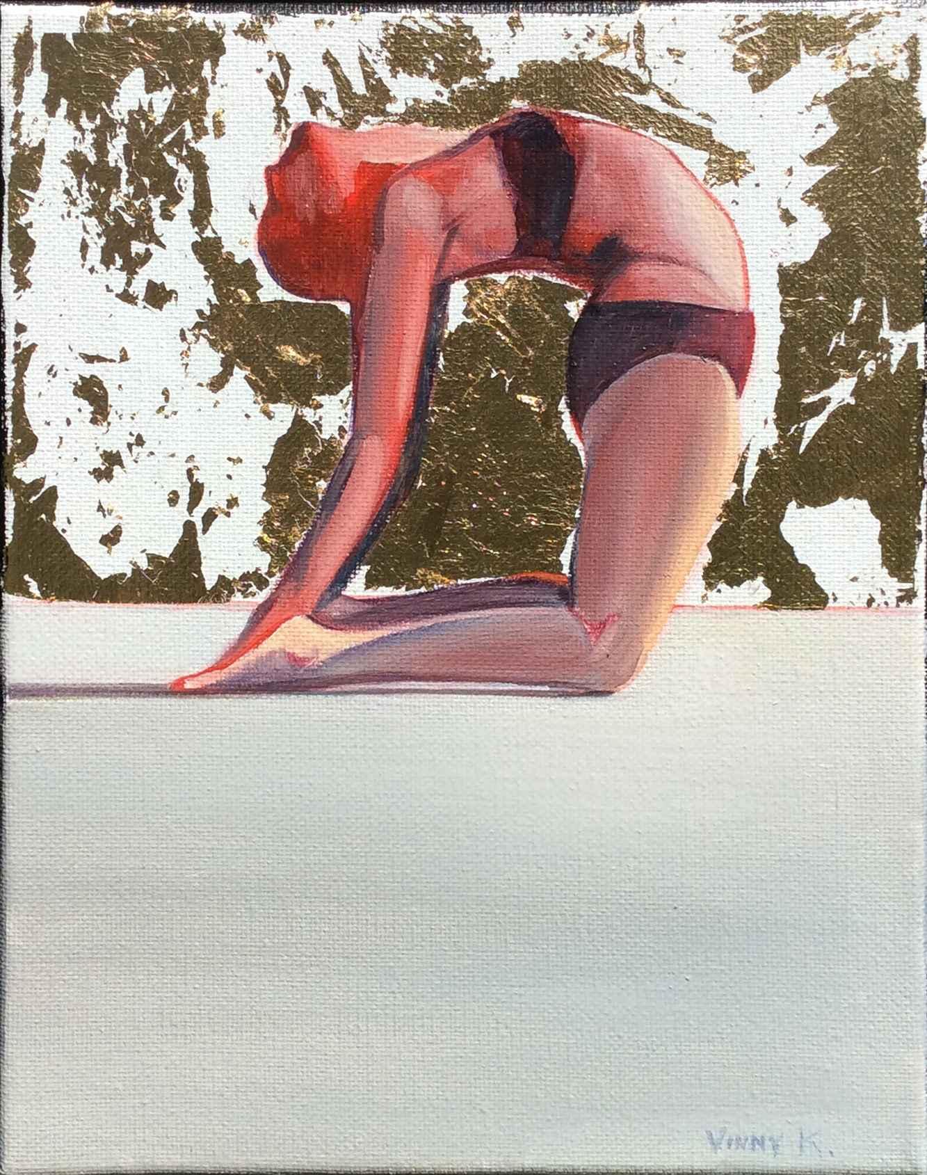 Anarasana by  Vinny K - Masterpiece Online