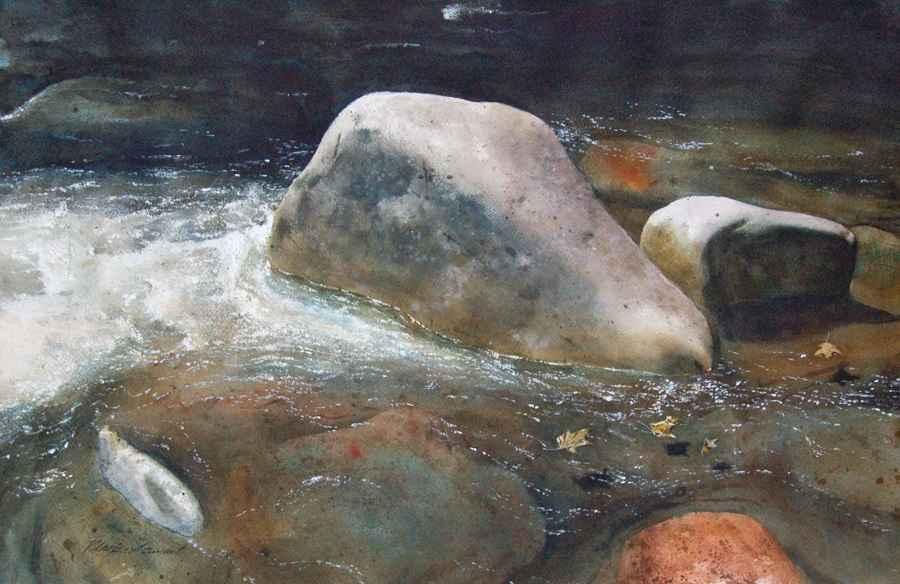 Rocky Bottom by Mr Mark Stewart - Masterpiece Online