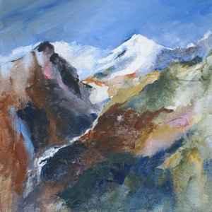 Zermatt by Mme Helen JENKINSON-DREW - Masterpiece Online