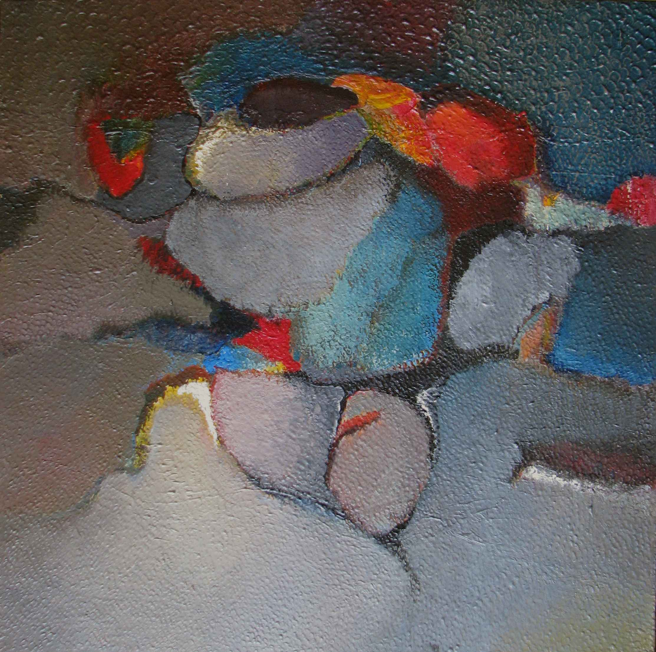 Abstract #2 by  Teresa Mrozicka - Masterpiece Online