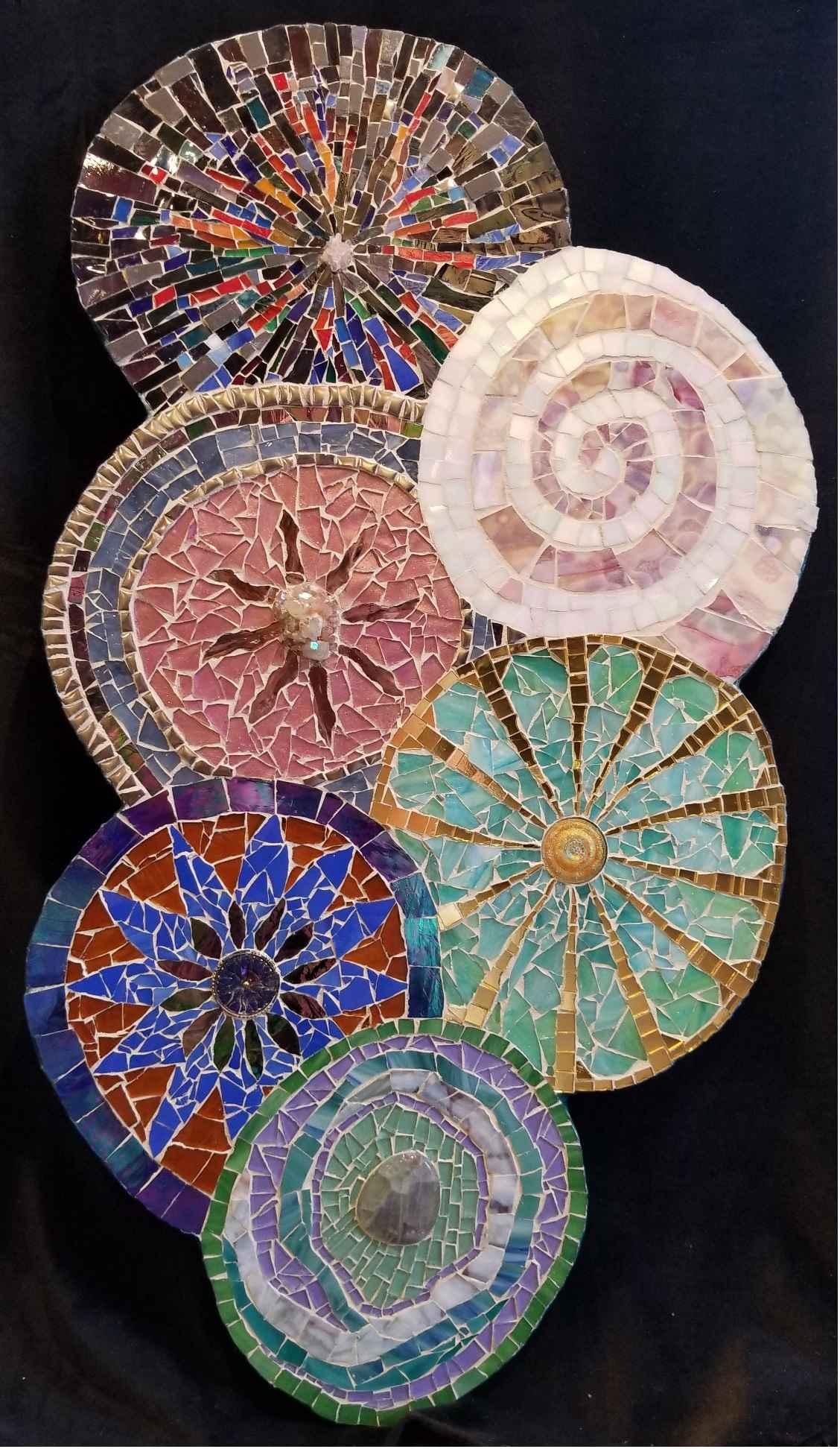 Mandalas by  Gala Kraftsow - Masterpiece Online