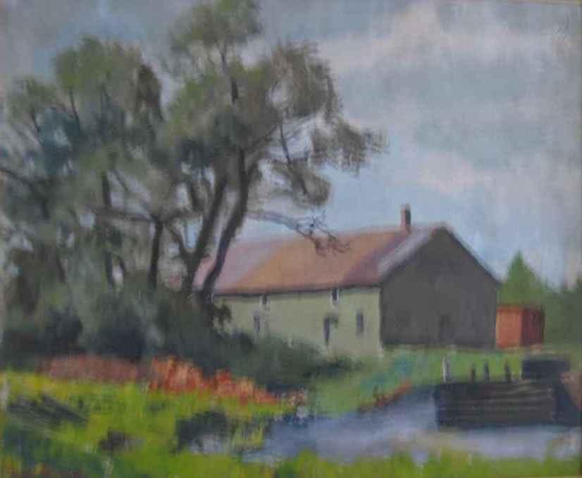 Farm Scene by  Peter Hayward (1905-1993) - Masterpiece Online