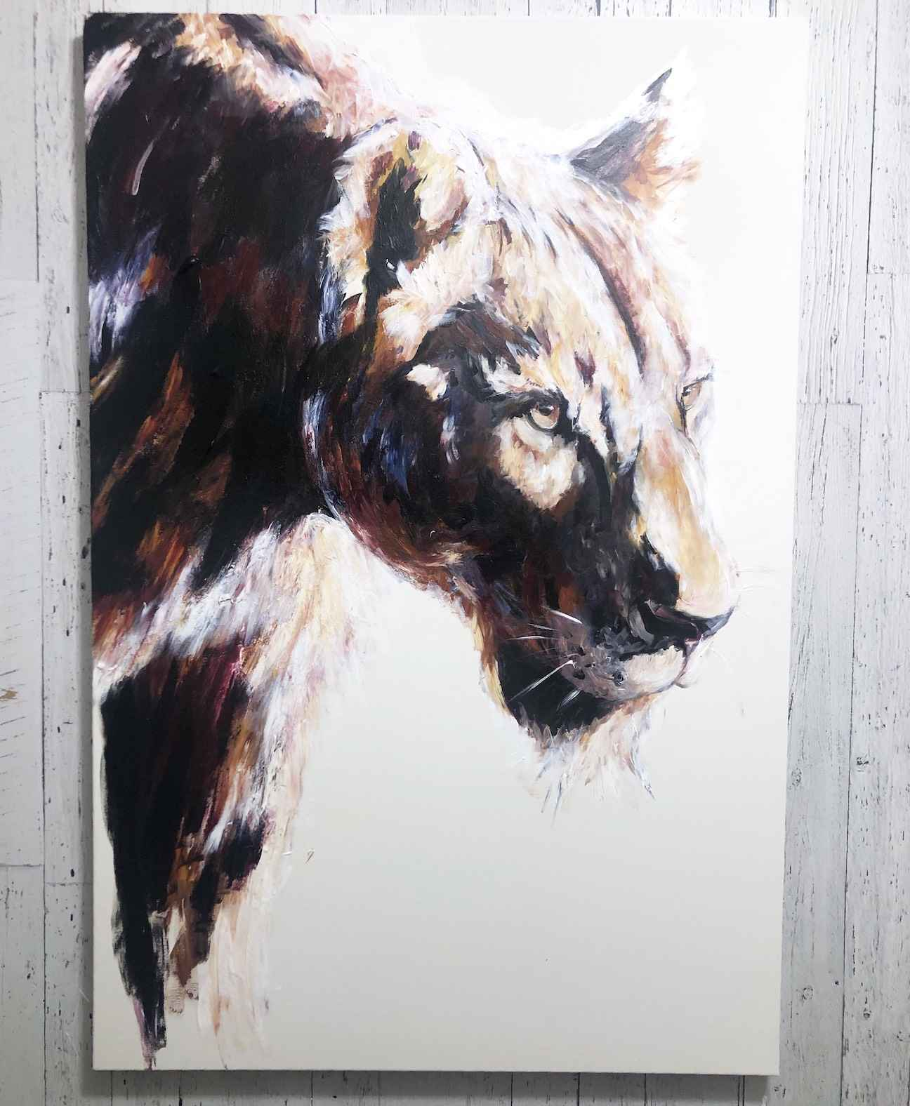 Entrust by  Michael Sydoryk - Masterpiece Online