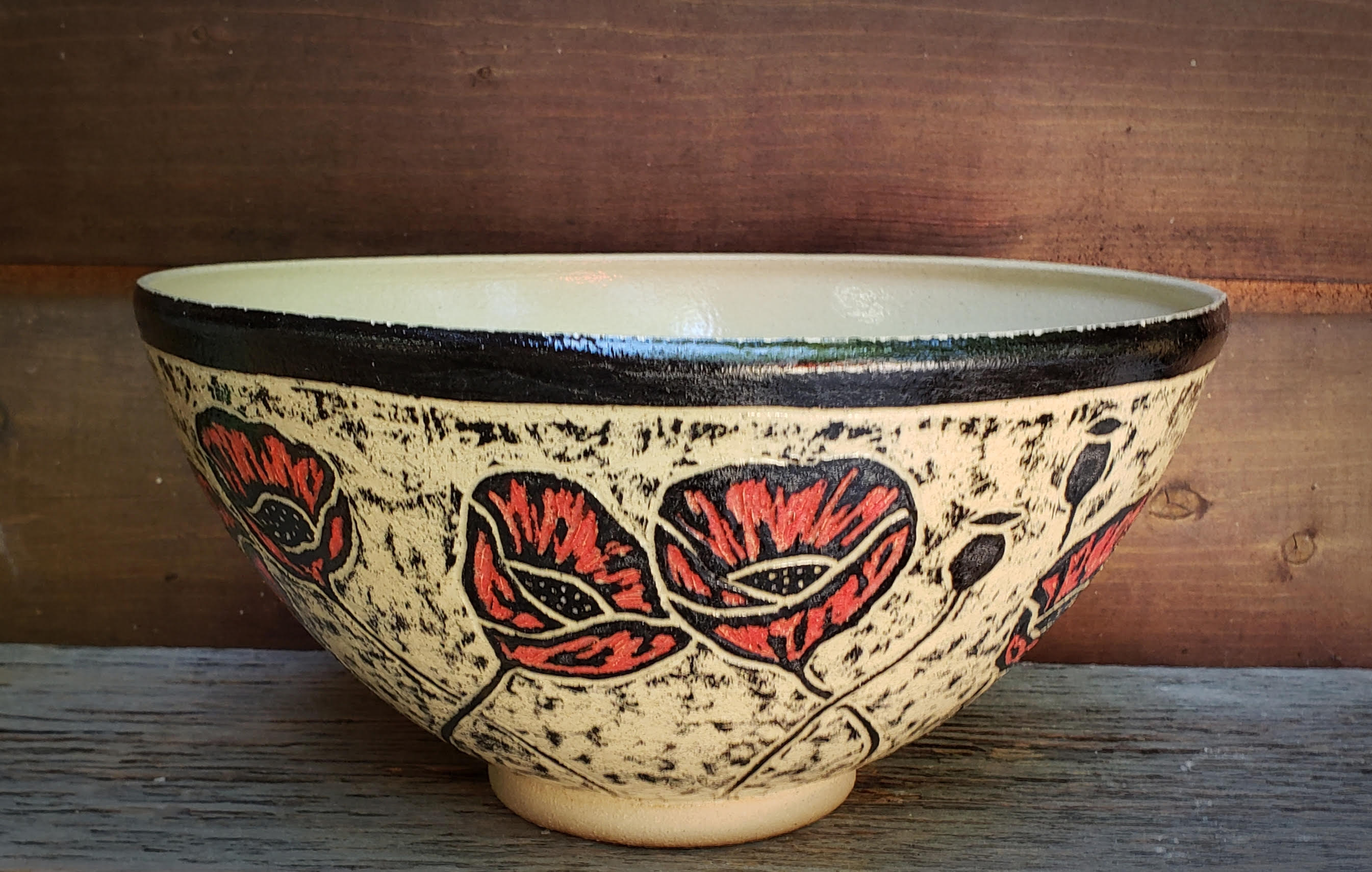 Poppy Bowl #4