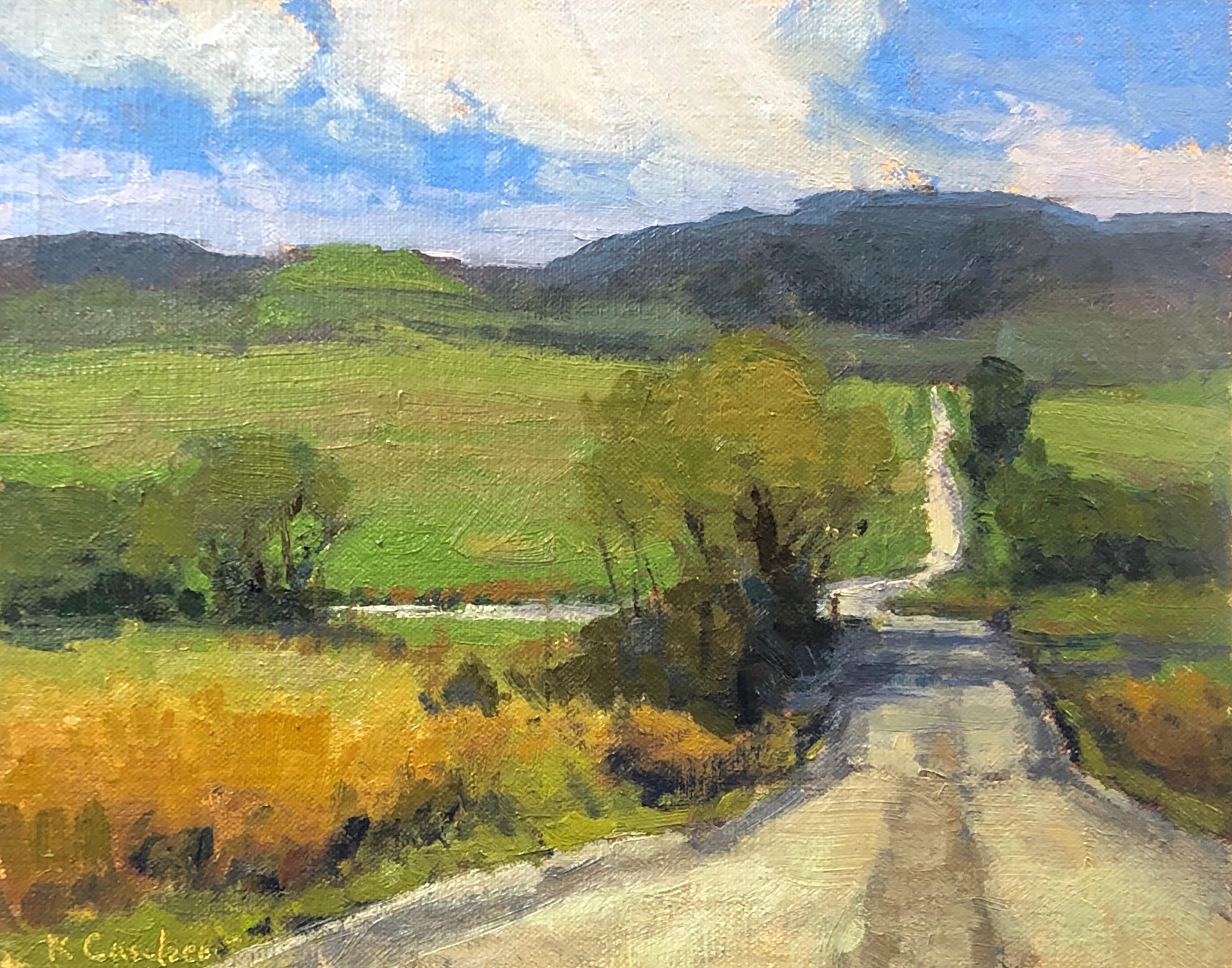 Daniels Road Spring by  Kim Casebeer - Masterpiece Online