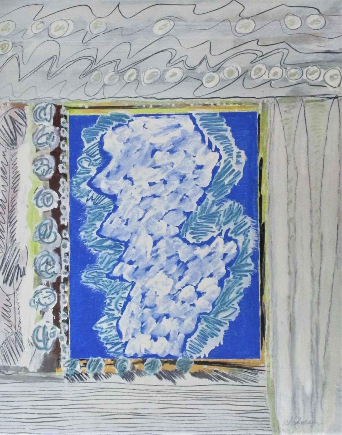 Untitled ( Blue Venus) by  Harry Widman - Masterpiece Online