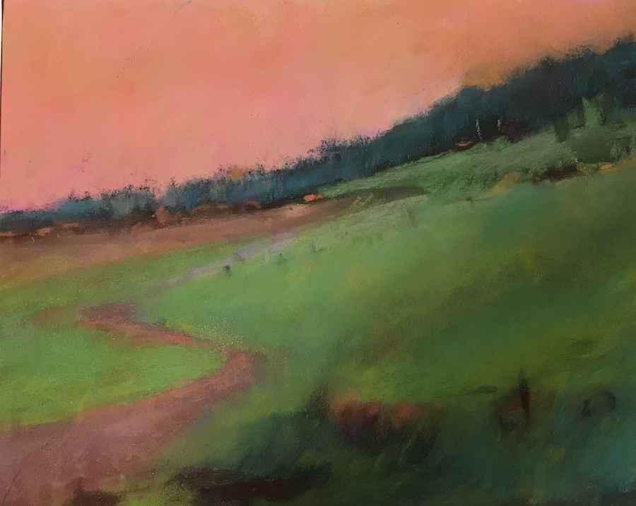 At the Farm by  Julie Friedman - Masterpiece Online