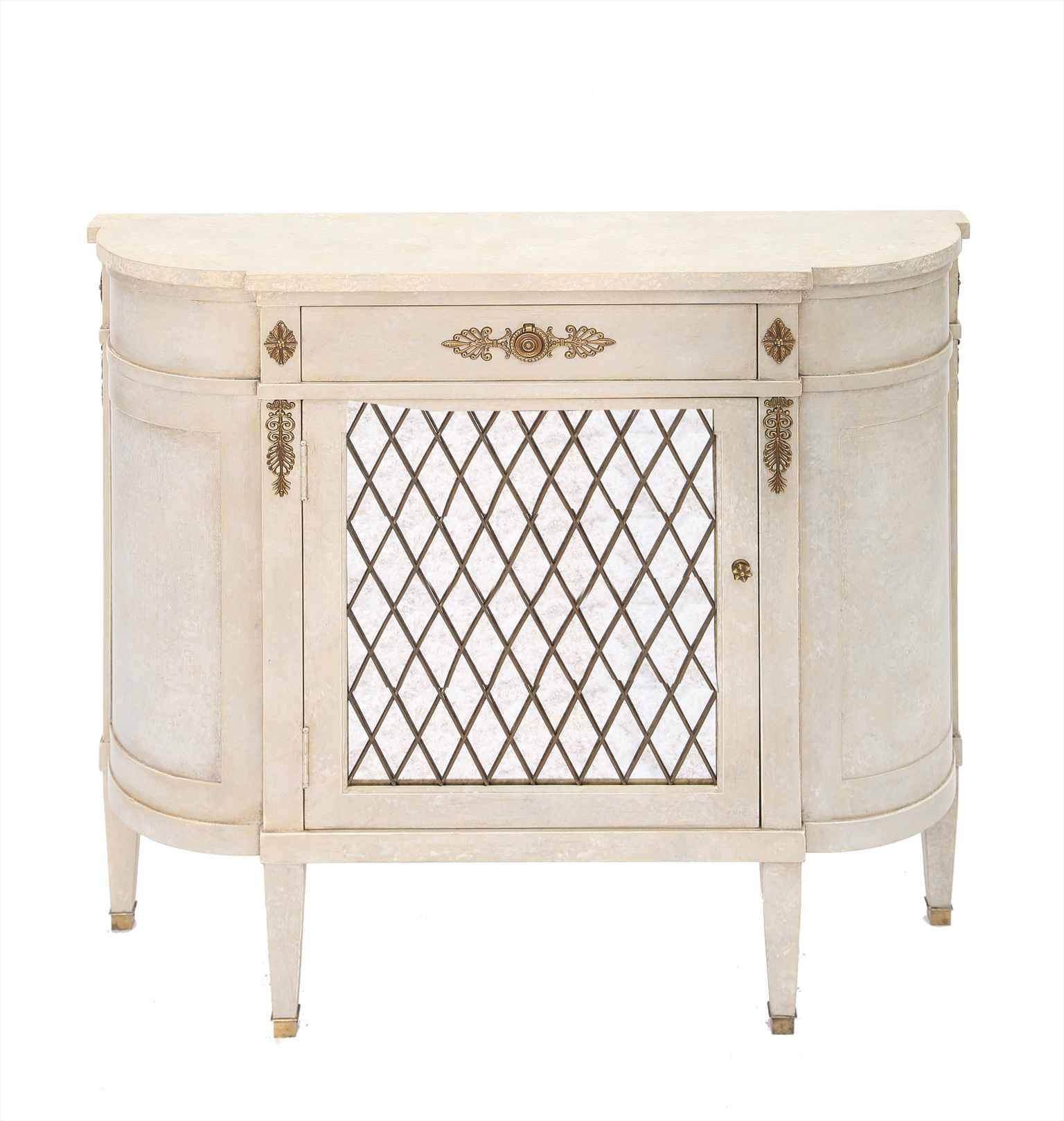 Narrow Hall Chest wit... by  American  - Masterpiece Online
