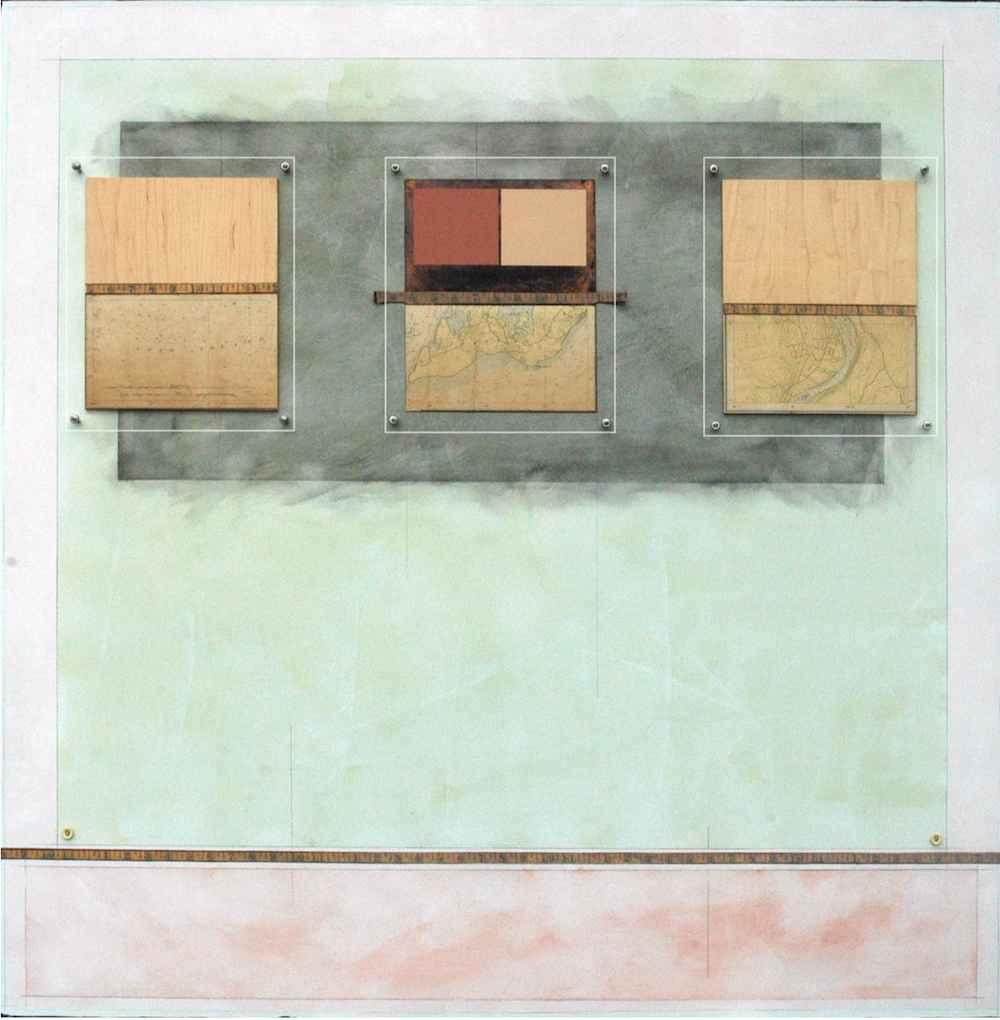Area ?H? by  Rex Prescott Walden - Masterpiece Online