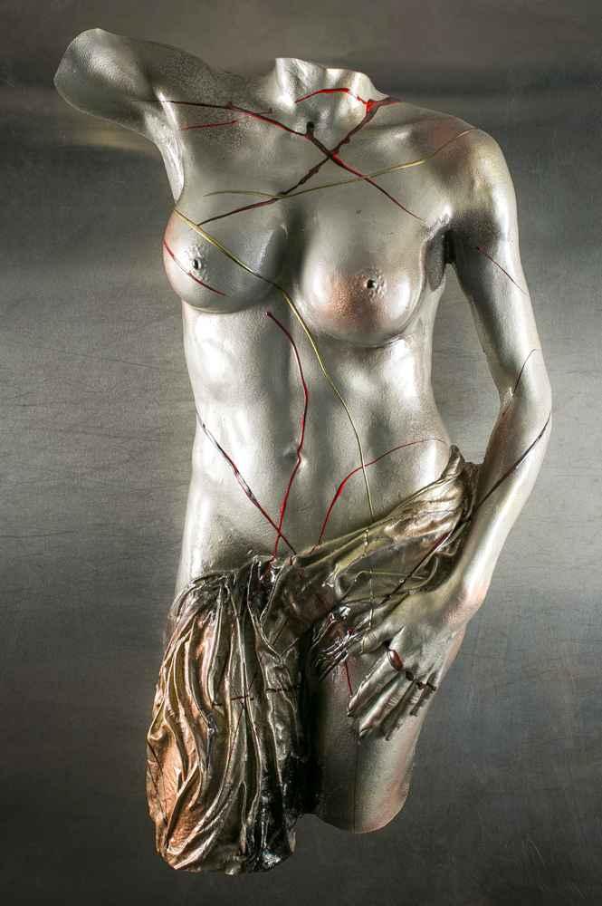 Sculpture my turn IV