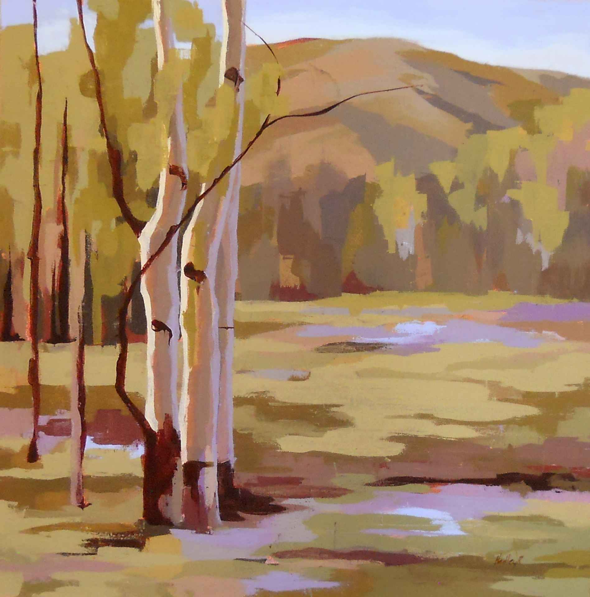 Waning Summer Light by  Hadley Rampton - Masterpiece Online
