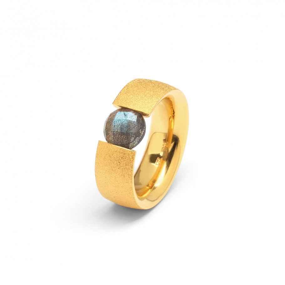 Bahia Labradorite Ring by  Bernd Wolf - Masterpiece Online