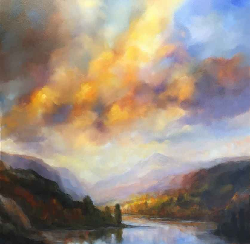 Reflections of the Pa... by Mr Jeff White - Masterpiece Online