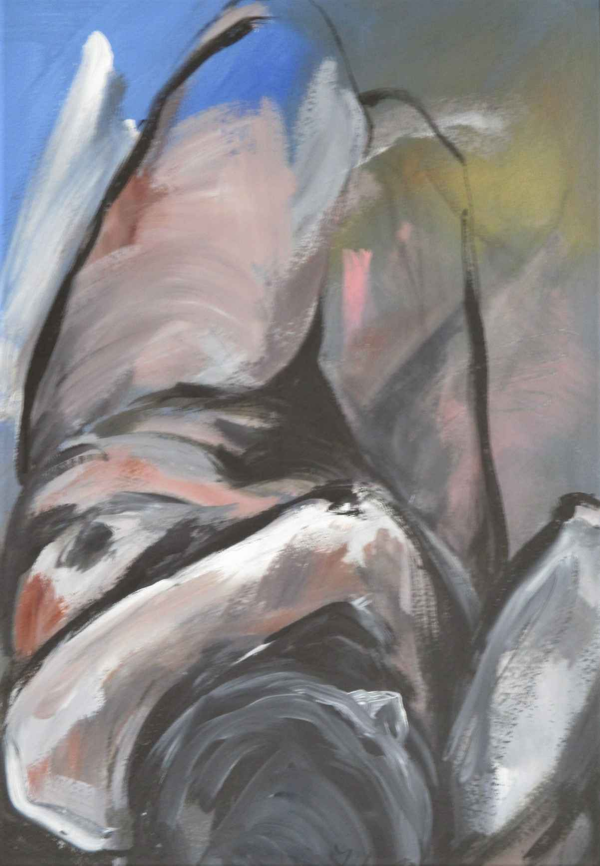 Untitled ( Nude) by  Mona Jones Cordell - Masterpiece Online