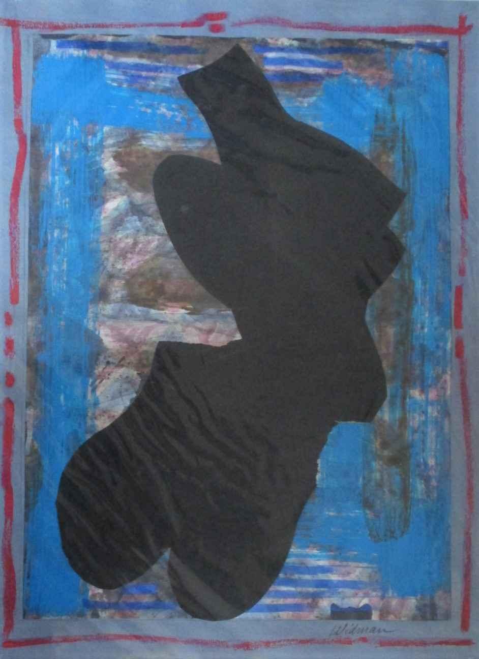 Unknown ( Black Torso) by  Harry Widman - Masterpiece Online
