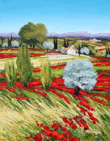 Fleurs Sauvage by   Triolet  - Masterpiece Online