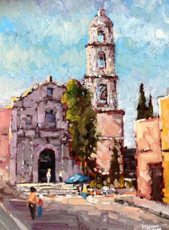 San Miguel by  Neil Patterson - Masterpiece Online