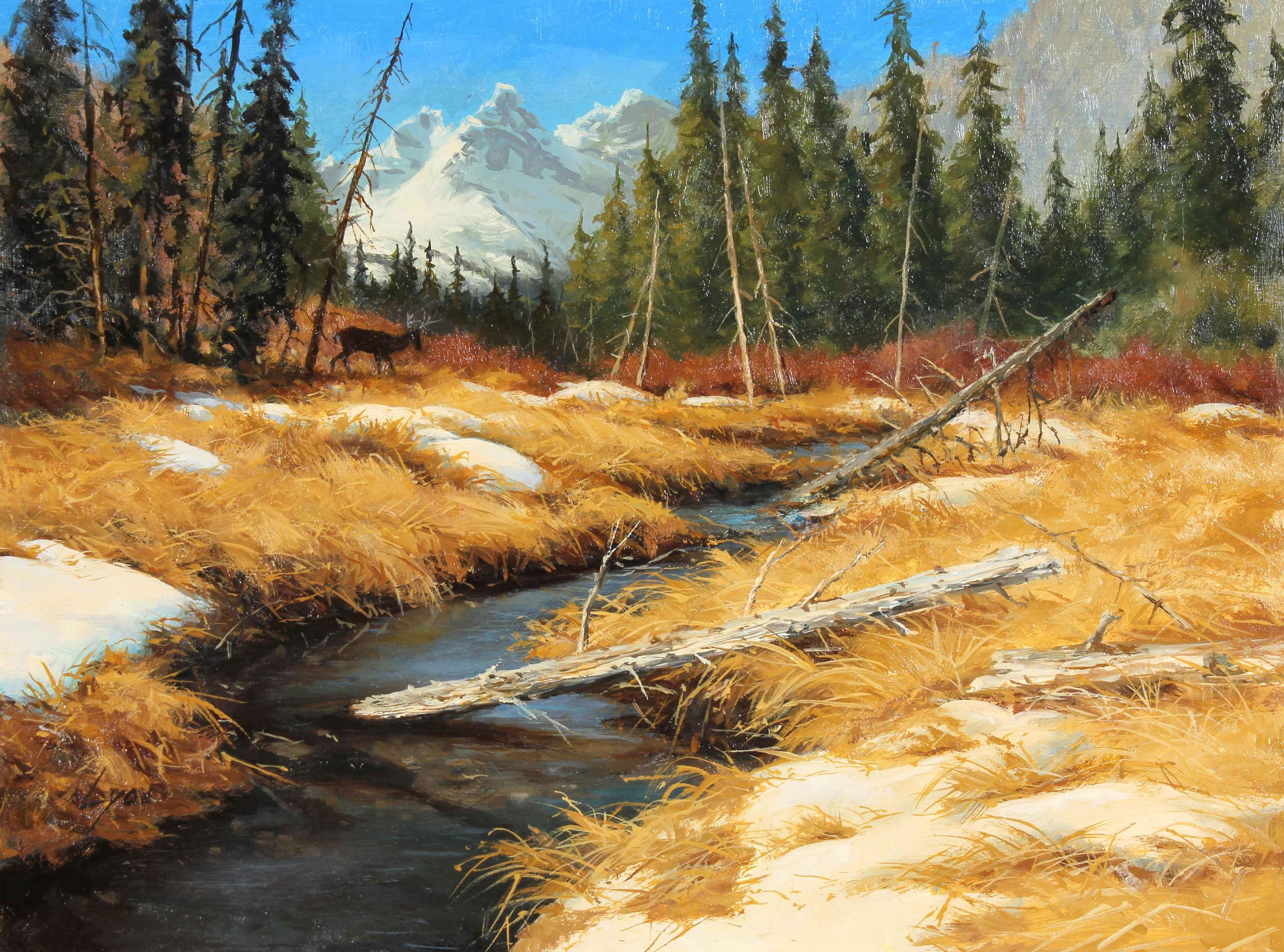 Clear Water  by  Harold Lyon