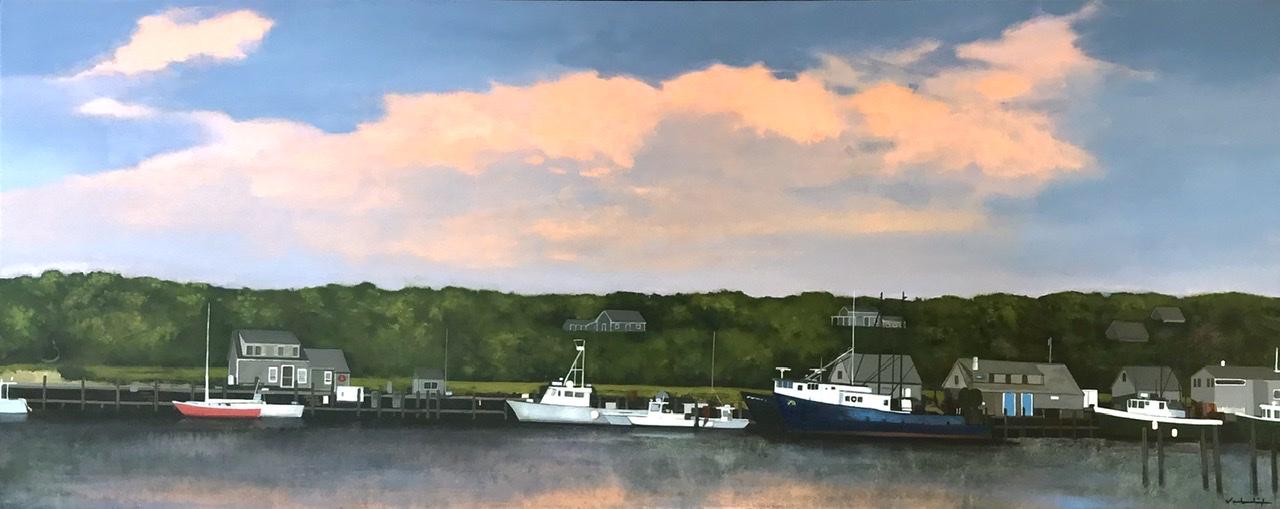 The Fleet by  Dan VanLandingham - Masterpiece Online