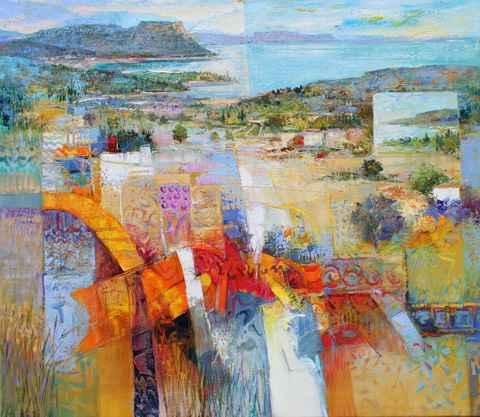 Summer by  Mario Malfer - Masterpiece Online