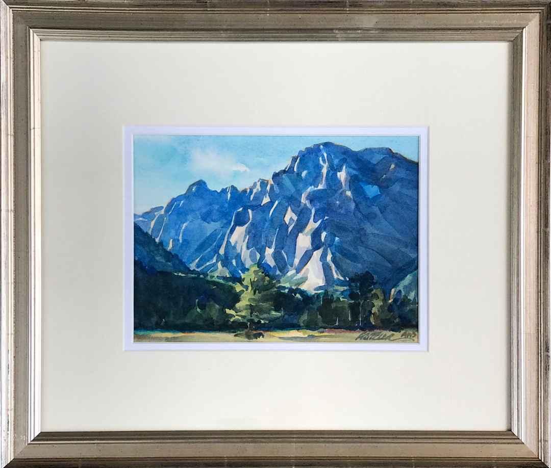Sunlight on Mt. Moran by Mr. & Mrs. Gerald Fritzler - Masterpiece Online