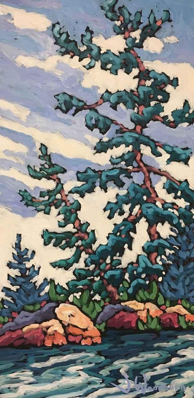 Breezy by Ms Jennifer Woodburn - Masterpiece Online