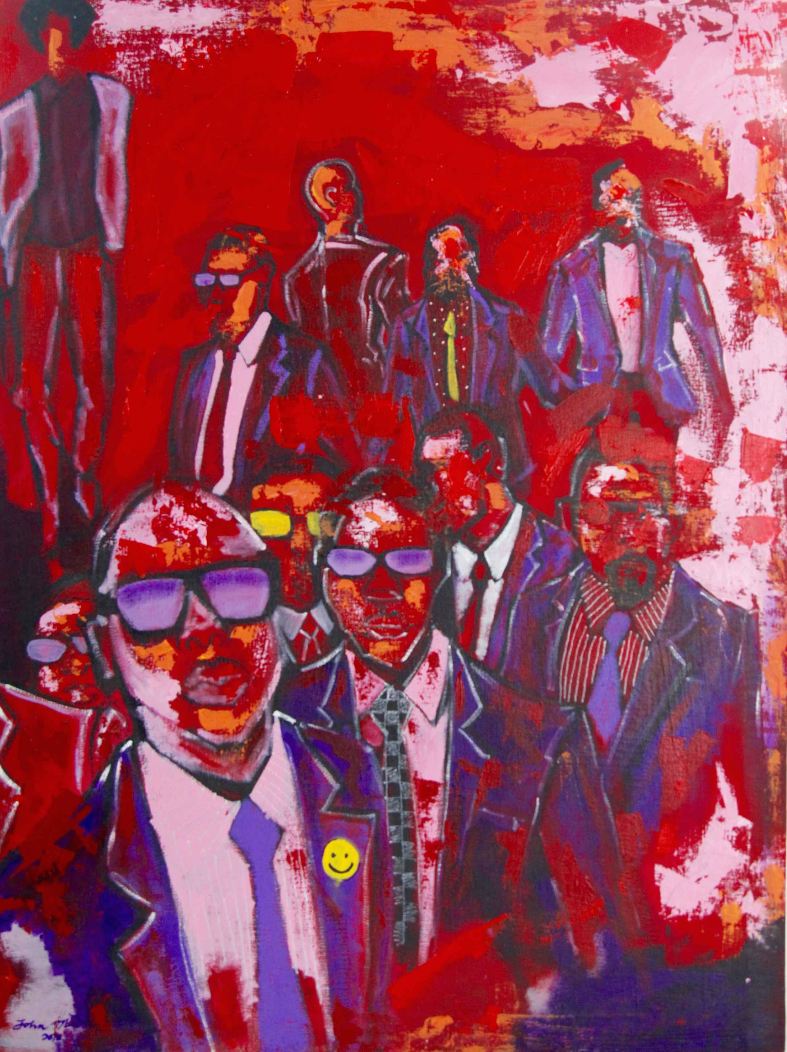 Roll Call by Mr John Madu - Masterpiece Online