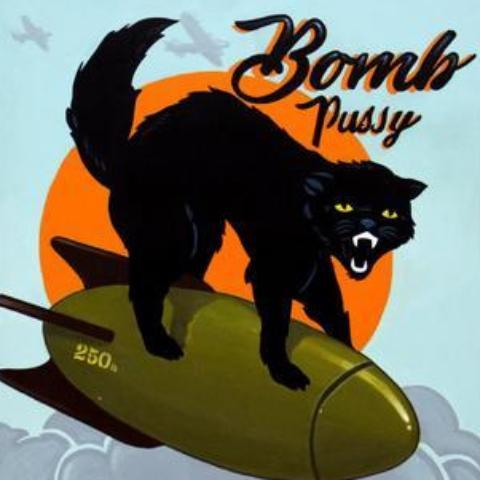 Bomb Pussy by  Eric Clement - Masterpiece Online