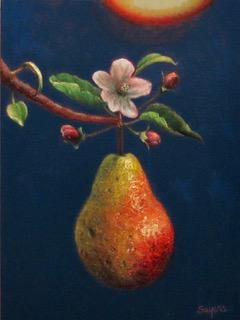 Pear/Blossom