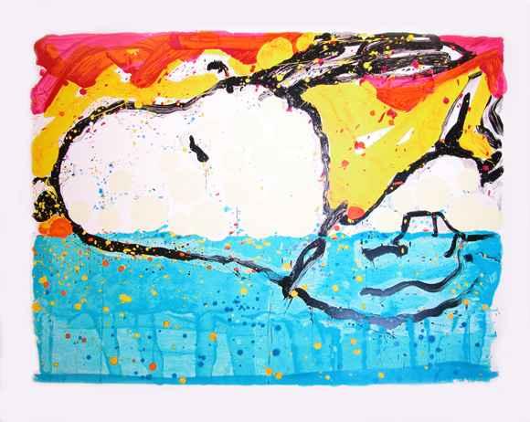 Bora Bora Boogie Oogie by  Tom Everhart - Masterpiece Online