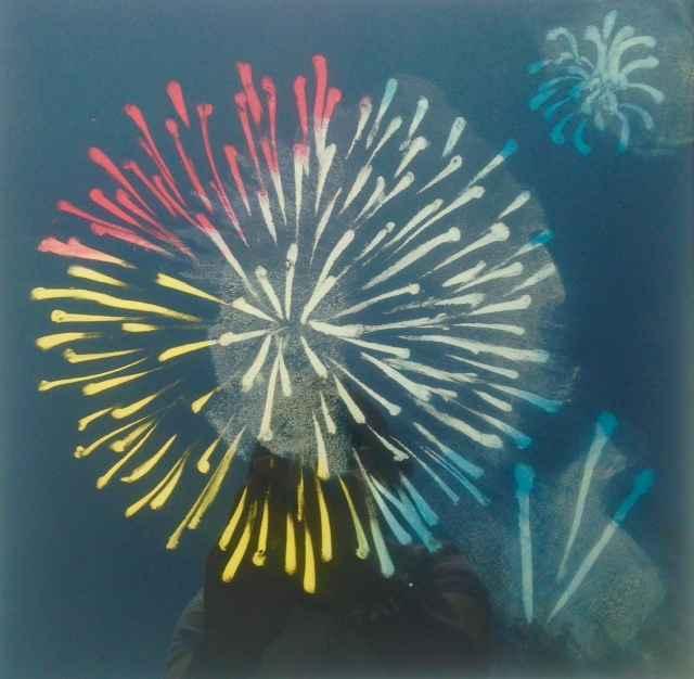 Celebration I by  Sheila M. Fane - Masterpiece Online