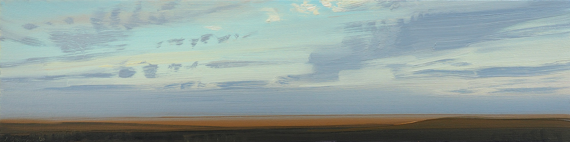End of Winter 2 by  Lisa Grossman - Masterpiece Online